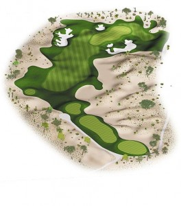 Nevada Golf Courses Map Coyote Springs Course Guide The Best Las Vegas, Mesquite and