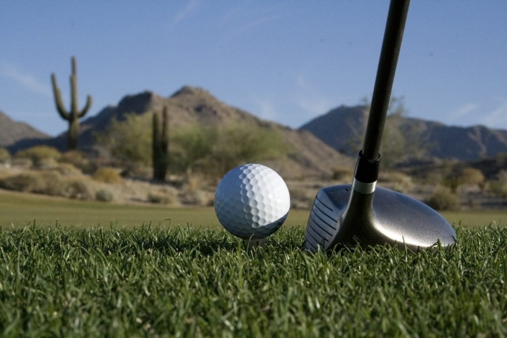 The Desert Golf Course St. George Residents Will Love!