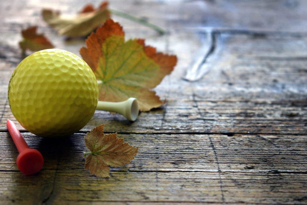 Fall is a great time for your next Las Vegas Golf excursion!